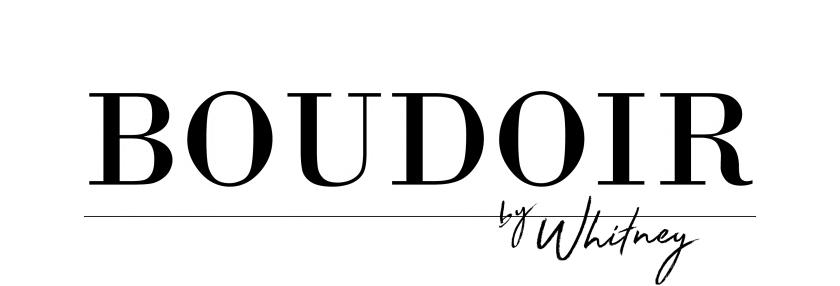 boudoir header by whitney